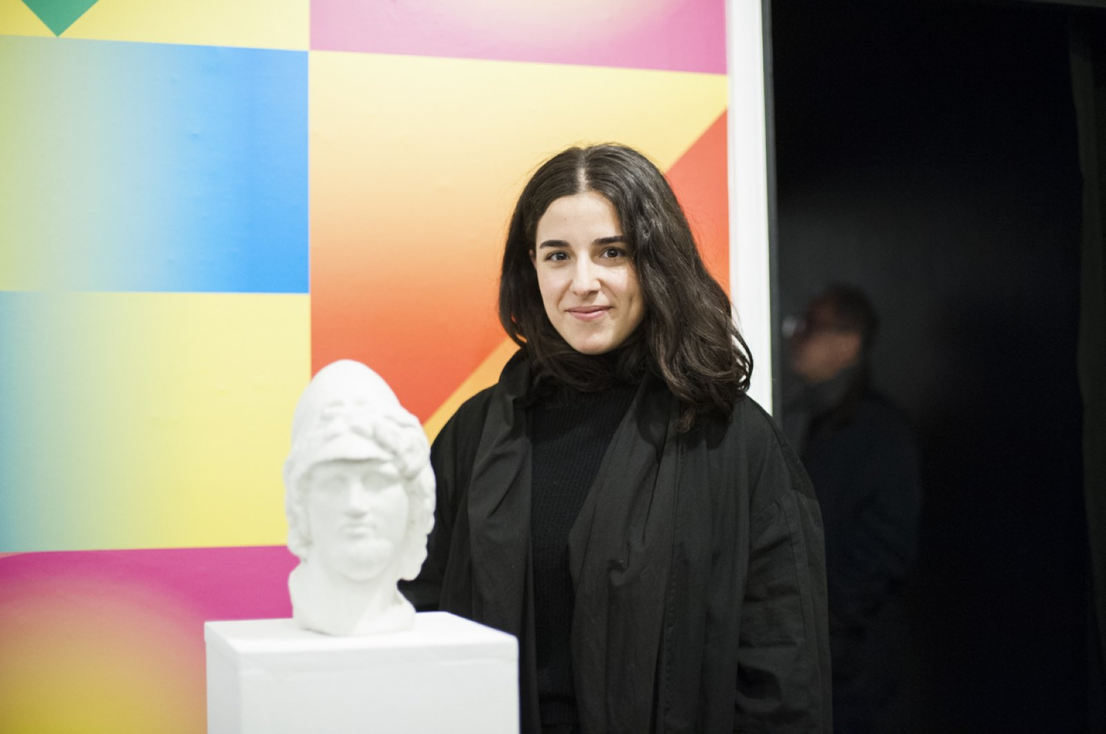 Turkish Artist Melds Historic Figures with 3D Printed Sandstone Sculpture
