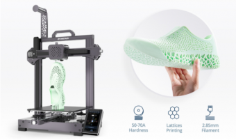 Atomstack Launches Cambrian Line of Desktop Rubber 3D Printers