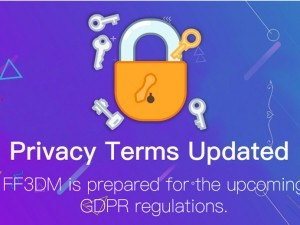 Privacy policy updated in compliance with GDPR