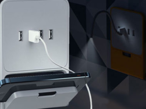 3D Printed SLA Prototype of Smart Wall Outlet for Product Development