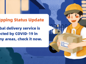 Shipping Service Status Update During COVID-19