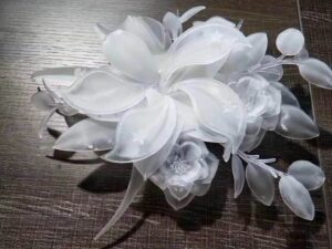 SLA 3D Printed Blooming Flower