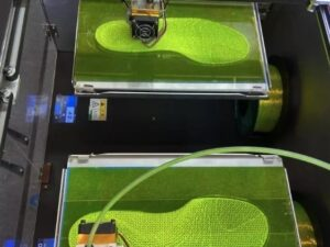 eSun Launched Its 3D Printing Insole Custom System