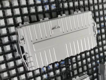 SLA 3D Printed Suitcase Model as Souvenir