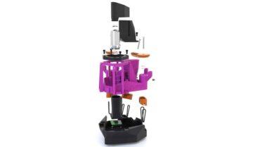 The Bath-designed OpenFlexure Microscope