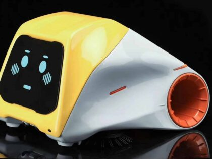 SLA 3D Printed Smart Assistant & Speaker Prototype for Graduation Project