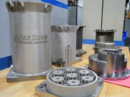 Transformational Challenge Reactor Program Applys 3D Printing and AI Technology to Advance Reactor Core Design