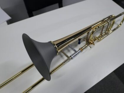 LOOP 3D Cooperated with Musician to 3D Printed Spare Parts for Instruments