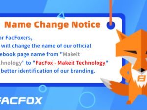 Facebook Page Name Change Announcement