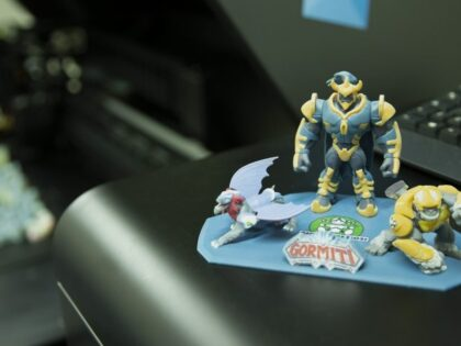 Stratasys J750 Helps Giochi Preziosi to Trial New Toy Ideas Using True-to-life 3D Models