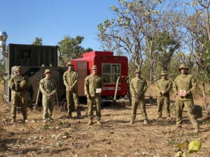 Australian Army Tests 3D Printing in The Field