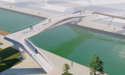 XTreeE Will 3D Print 40-Meter Pedestrian Footbridge in Paris
