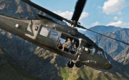 Army Considers Using 3D Printed Parts for its Black Hawk
