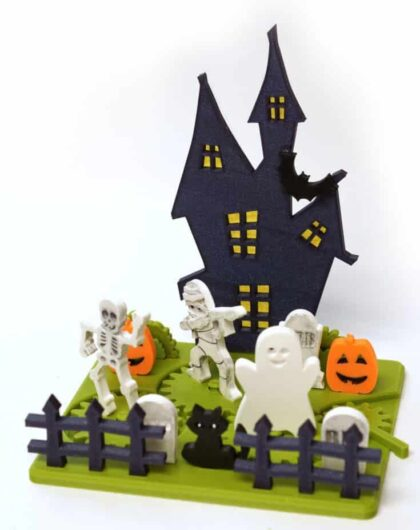 3D Print Some Halloween Toys for Your Kids
