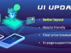 [2018-12] Brand new order UI !